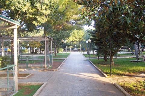 Parabita, Parco Moro