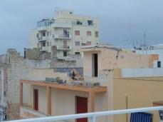 GALLIPOLI - Danni a terrazze e balconi in via Castromediano