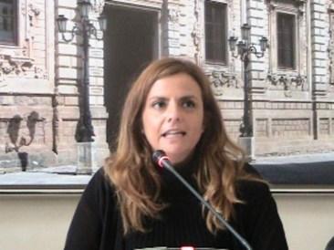 il vicepresidente della Provincia Simona Manca