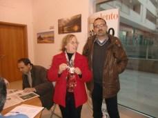 I nostri redattori Maria Rosaria De Lumè e Mauro Stefano fanno da cavie e degustano ;-)