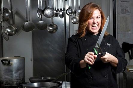 """Daniela Montinaro, chef del ristorante """"Le Macàre"""" di Alezio"""
