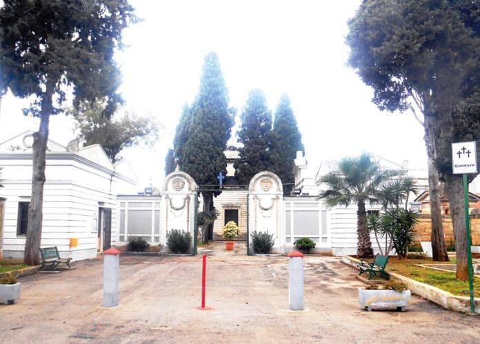 Cimitero di Alezio