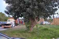 Incidente sulla strada provinciale che collega Alezio a Gallipoli