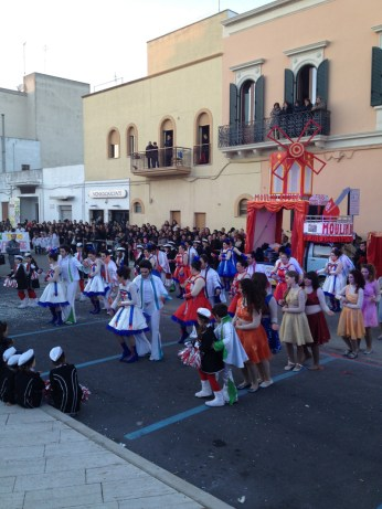 Carnevale di Galatone 2014