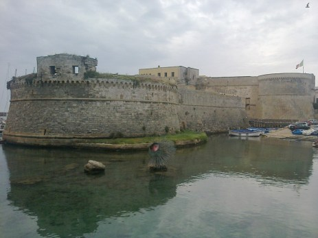 Castello e riccio