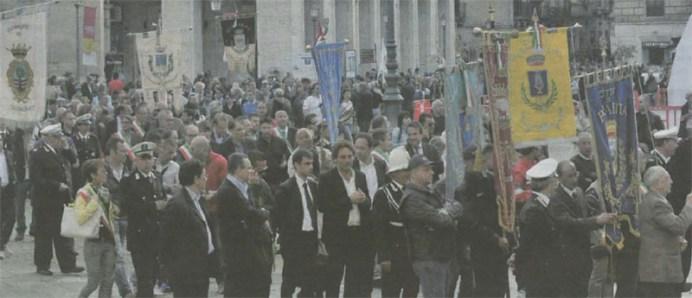 Manifestazione antiraket Lecce 2014
