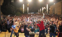 Alla bua in concerto - 2013 - ph Pejrò