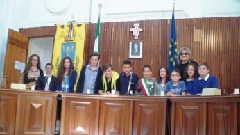 Consiglio comunale dei bambini