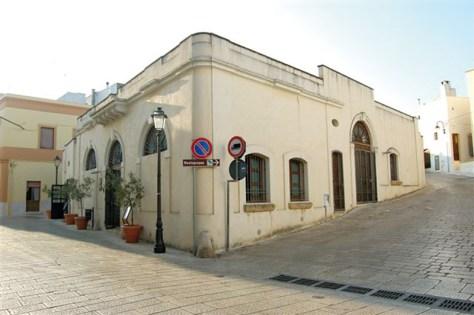l'ex frantoio Marulli, oggi Museo della radio