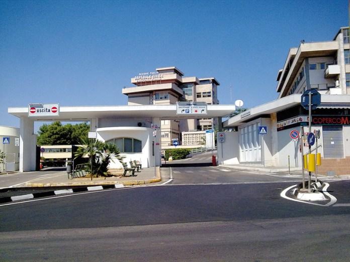 ospedale - nuova segnaletica esterna - casarano  (2)