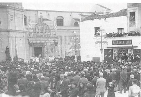 Il congresso eucaristico del 1937