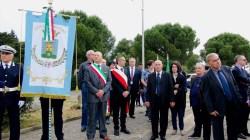Delegazione di Niederbipp insieme al sindaco Tiziano Cataldi - foto di Raffaele Leopizzi