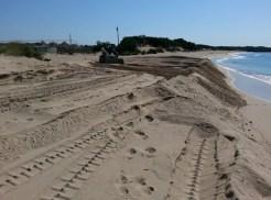 Spiaggia località Padule