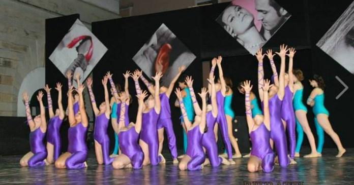 Centro Danza Sylphide spettacolo 2014 - foto Studio Ritratti Melissano