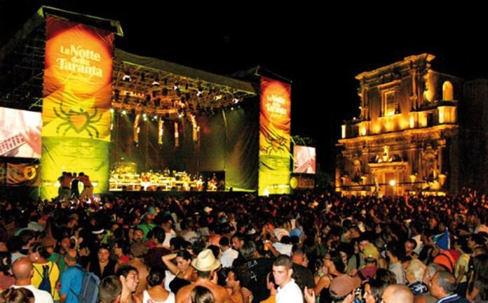 Notte della Taranta - immagine tratta dal web