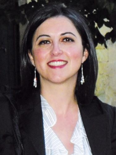 Il capogruppo Sonia Santoro