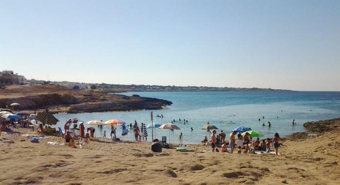 spiaggia di Mancaversa