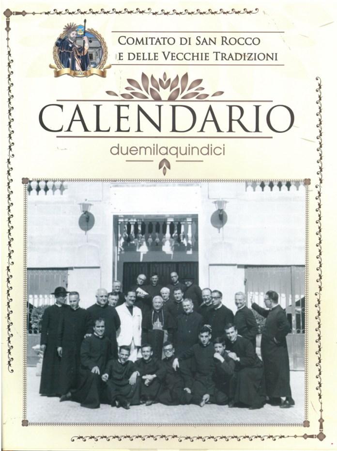 Il calendario del nuovo anno