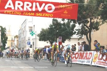 Gara Cycling Team Salento 2014 - Esordienti