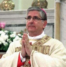 (foto di Antonio Spagnolo) Il Vescovo Fernando Filograna