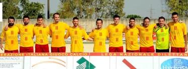 Atletico Aradeo 2014-2015