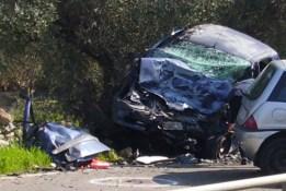 Incidente del 12-03-2012 sulla SP Casarano-Ugento