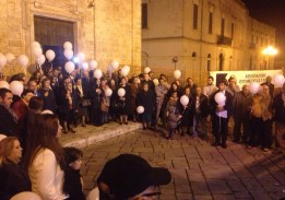 """Messa per le vittime della strada, Associazione """"Giuseppe Sasso"""" 16-11-14"""