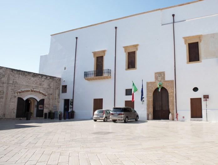 palazzo marchesale foto di Franco Mantegani