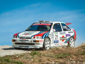 De Marco-Nicoli Rallylegend '11 (foto di Leonardo D'Angelo)