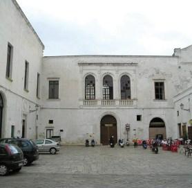 Matino, Palazzo Marchesale