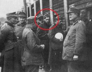 Mario De Pascalis catturato dai nazisti a Roma e deportato