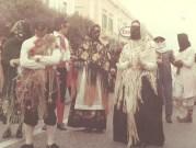 Gallipoli: il gruppo del Titoru in una foto del 1972