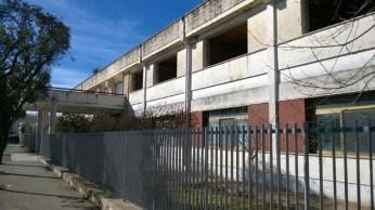 primo piano della scuola elementare di via Bellini
