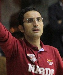 Il coach Gianluca Quarta