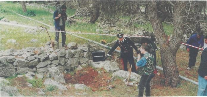 20 marzo 1997 - Il ritrovamento del corpicino della piccola Angelica