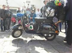 La Vespa PX125