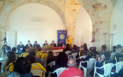 Nei giorni scorsi gli organizzatori in conferenza stampa per la nuova edizione della mezza maratona