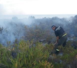 Soprattutto d'estate sono sempre numerosi gli incendi che vedono il pronto intervento dei vigili del fuoco coadiuvati da generosi volontari