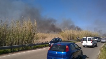 incendio li foggi (3)