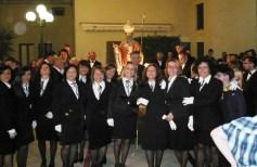 L'anno scorso, per la prima volta dopo 50 anni, la tradizionale caravella con San Nicola fu portata a spalla da un gruppo di donne. Quest'anno il Comitato punta a ripetere l'esperienza.