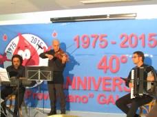 Enrico Zullino, Paolo Darmento e Nicola Mauro