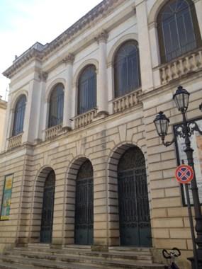 teatro comunale nard
