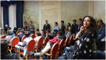 La cerimonia di premiazione presso il Grand Hotel Trento