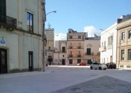 Piazza San Nicola - Aradeo
