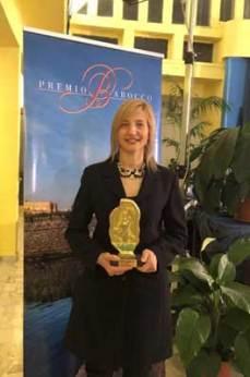 """Alessia Ferreri presidente """"Un cordone per la vita"""""""