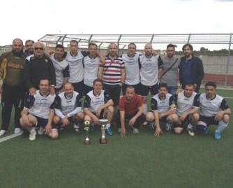 calcio amatori 2015-16 FC Galatone