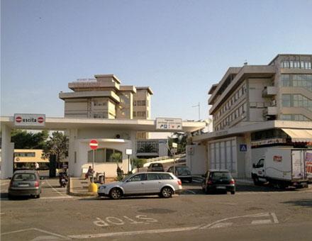 L'ospedale Ferrari
