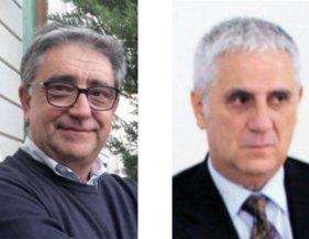 Da sinistra, il sindaco Cacciapaglia e Merico