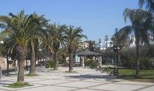 I Giardini del Sole in piazza Beltrano