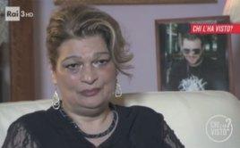 """La madre di Ivan Ciullo, Rita Bortone a """"Chi l'ha visto"""""""